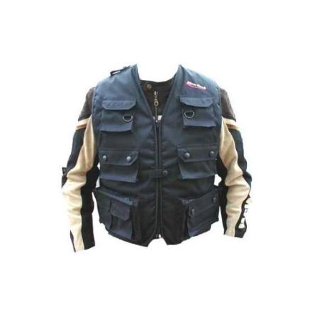 Hunter textilväst 2XL+3XL REA