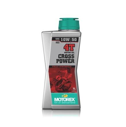 Motorex Crosspower 4T 10W/50